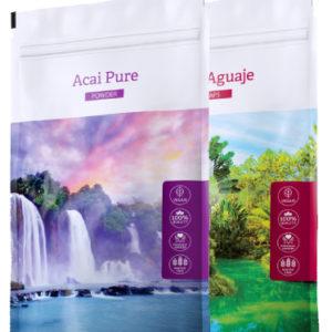 Acai + Aguaje caps - Energy Příbram