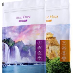 Acai + Maca caps - Energy Příbram