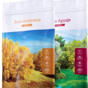 Ambrosia + Auaje caps - Energy Příbram