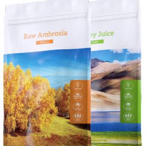 Ambrosia + Barley TABS - Energy Příbram