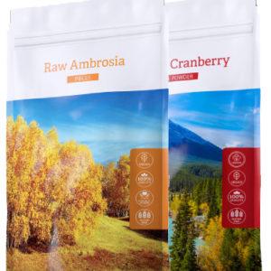 Ambrosia + Cranberry powder - Energy Příbram