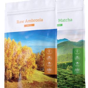 Ambrosia + Matcha - Energy Příbram