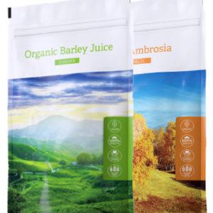Barley juice POW + Ambrosi - Energy Příbrama