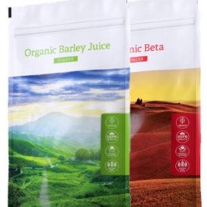 Barley juice POW + Beta - Energy Příbram
