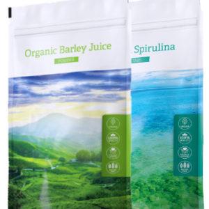 Barley juice POW + Hawaii S. - Energy PříbramTABS