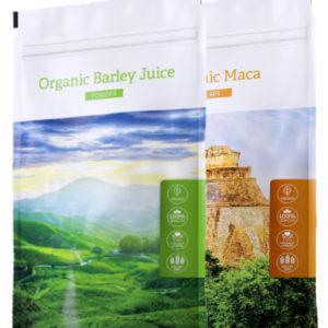 Barley juice POW + Maca Cap - Energy Příbram