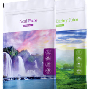 Acai + Barley juice POW - Energy Příbram