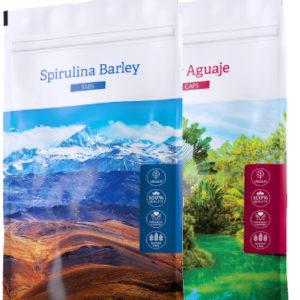 Spirulina B. + Aguaje caps - Energy Příbram