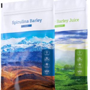 Spirulina B. + Barley juice POW - Energy Příbram