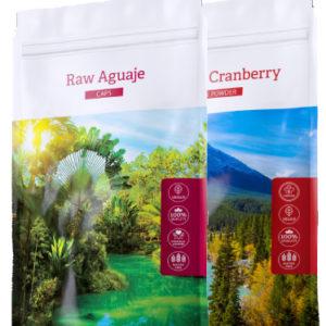 Aguaje Caps + Cranberry - Enrgy Příbram