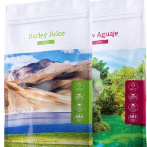 Barley TABS + Aguaje Caps- Energy Příbram