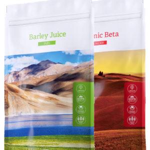 Barley TABS + Beta- Enrgy Příbram