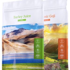 Barley TABS + Goji- Energy Příbram