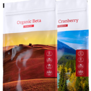 Beta + Cranberry powder- Enrgy Příbram