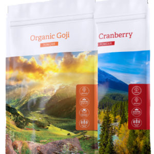 Goji + Cranberry powder- Enrgy Příbram