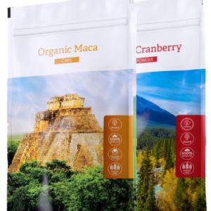 Maca Caps + Cranberry powder- Enrgy Příbram