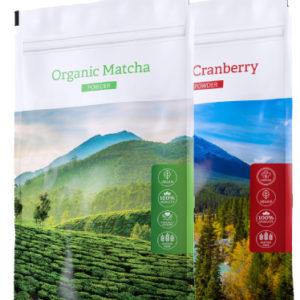 Matcha + Cranberry powder- Enrgy Příbram