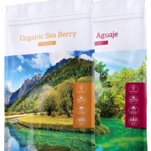 Sea Berry + Aguaje Caps- Enrgy Příbram