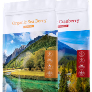Sea Berry + Cranberry powder- Enrgy Příbram