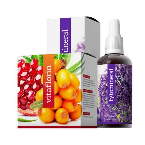 Fytominerál vitaflorin- Energy Příbram
