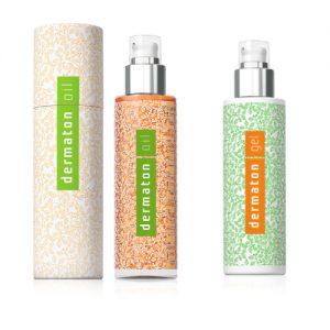 aton gel + oil - Dermaton gel 2 set - Dermaton oil 2 set - Energy Příbram
